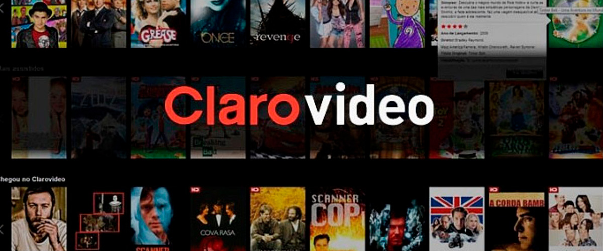 Claro Video el servicio más allá de la televisión