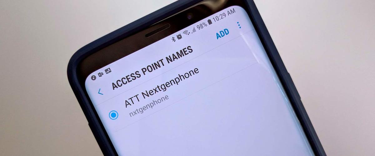 Cómo configurar el APN de Flash Mobile en Colombia paso a paso